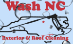 Wash NC Exterior and Roof Cleaning