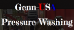 Genn-USA Pressure Washing