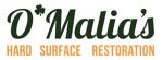 O'Malia's hard surface restoration