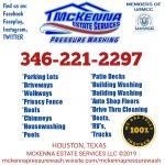 McKenna Pressure Washing Plus Estate Services LLC