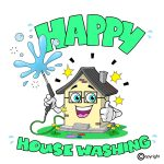 HAPPY House Washing