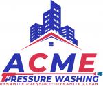 Acme Pressure Washing