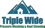 Triple Wide Pressure Washing